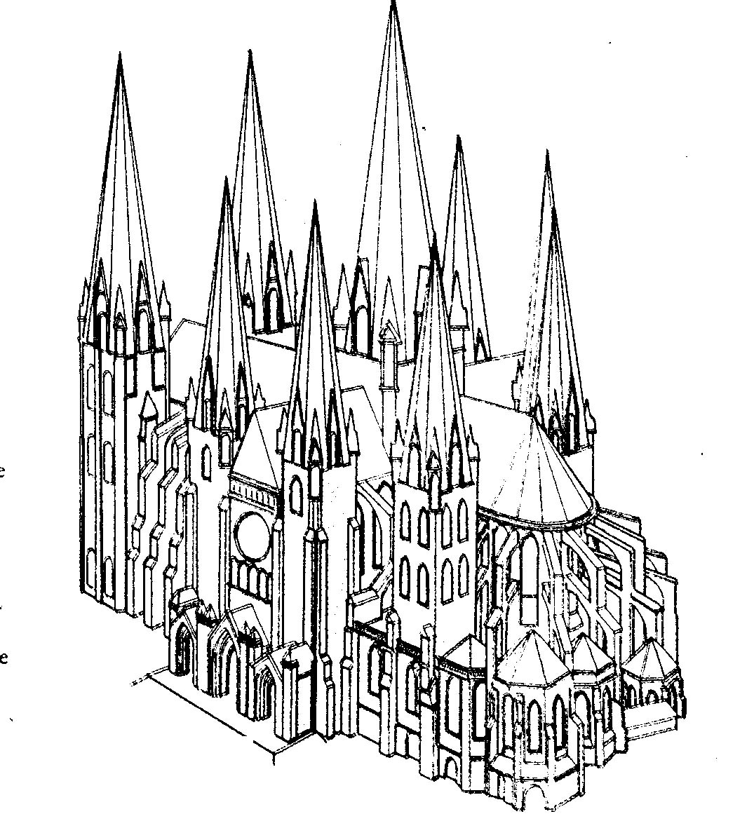 CATHEDRALS 1140 1300