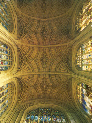 late medieval architecture fan vaulting