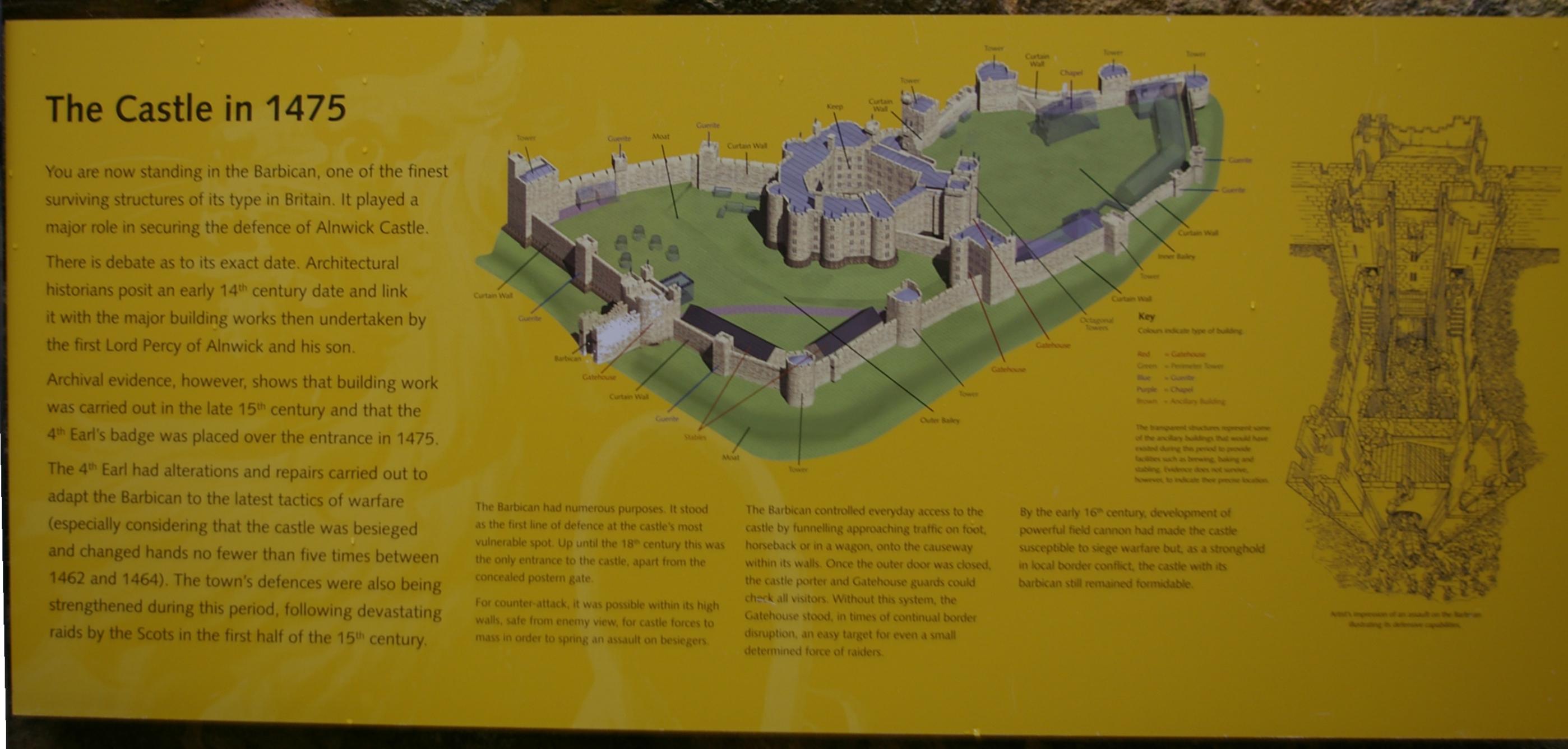 Default on Medieval Castle Keep Floor Plans