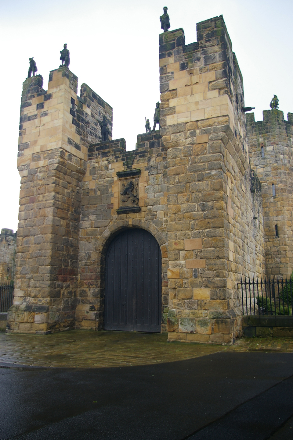 Castle Drawing Room: Alnwick Castle, Northumberland
