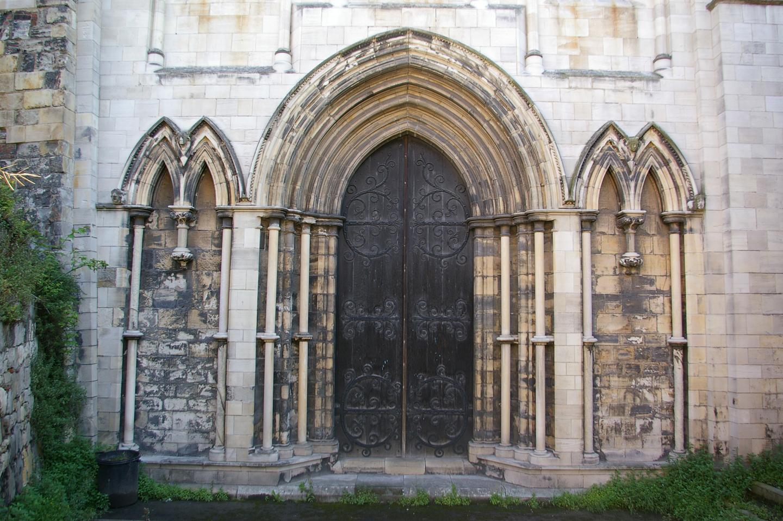 Trinity.Priory.W.ext.door.7208 & York Churches Yorkshire pezcame.com